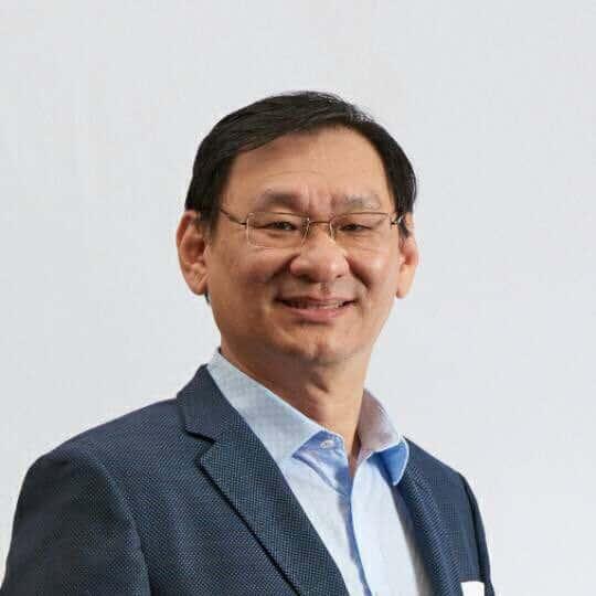 Рисунок 2. Лон Вонг, президент NEM Foundation. Источник: официальный сайт NEM.