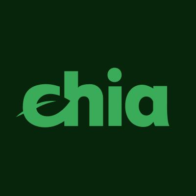 Логотип Chia Network